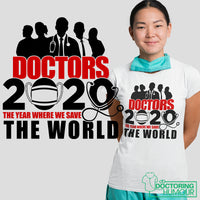 Doctors 2020 The One Where We Save The World - Doctoring Humour