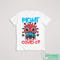 Fight The Virus - Doctoring Humour