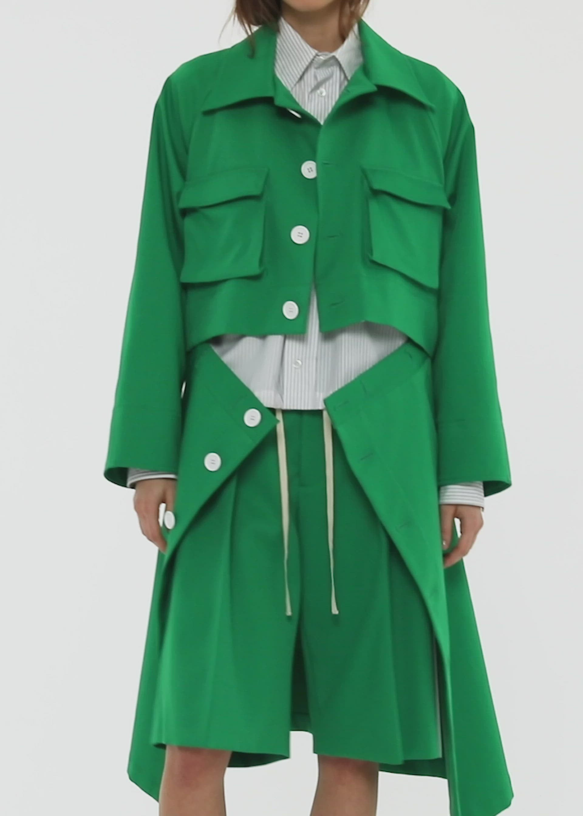 TWO-IN-ONE PANEL COAT