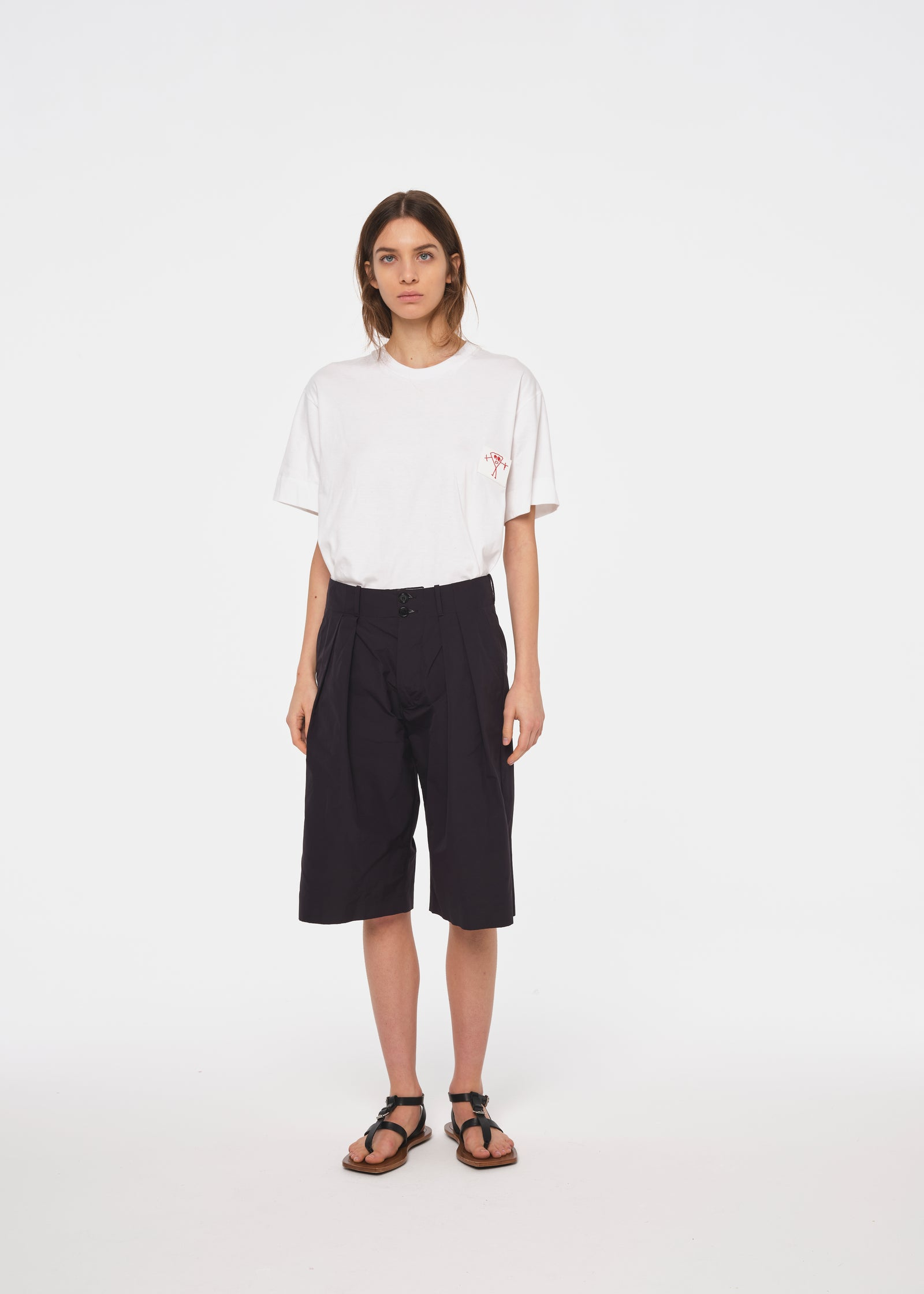 FAILLE BERMUDA SHORTS