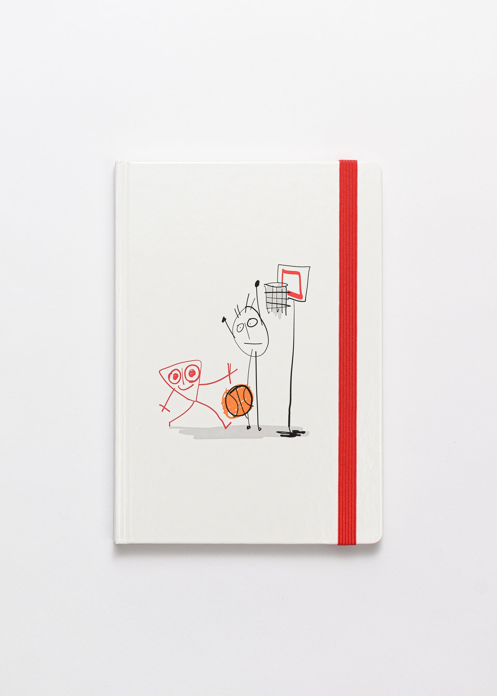 """BASKETBALL"" NOTEBOOK"