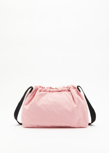 """PILI AND BIANCA"" DRAWSTRING SHOULDER BAG"