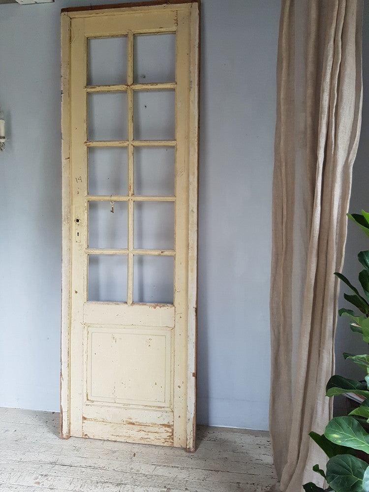 French Multi-pane Single Door