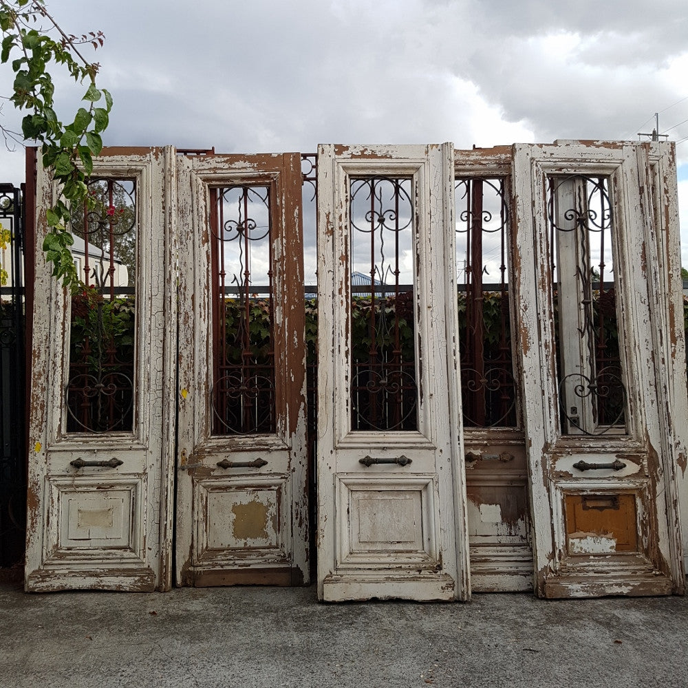 Rustic French Entry Doorset Elements I Love