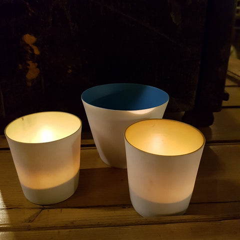 Coloured Votives