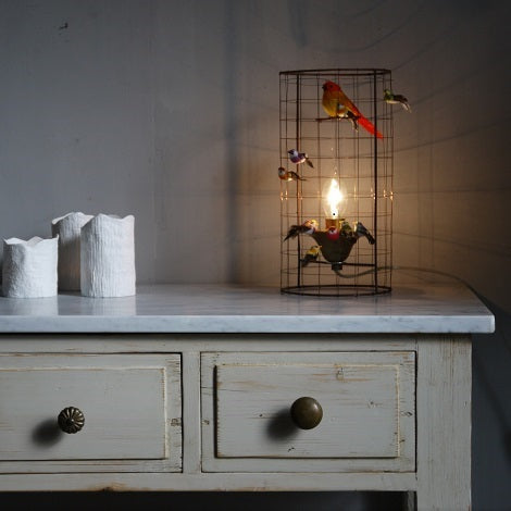 French Bird 'mini' Lamp