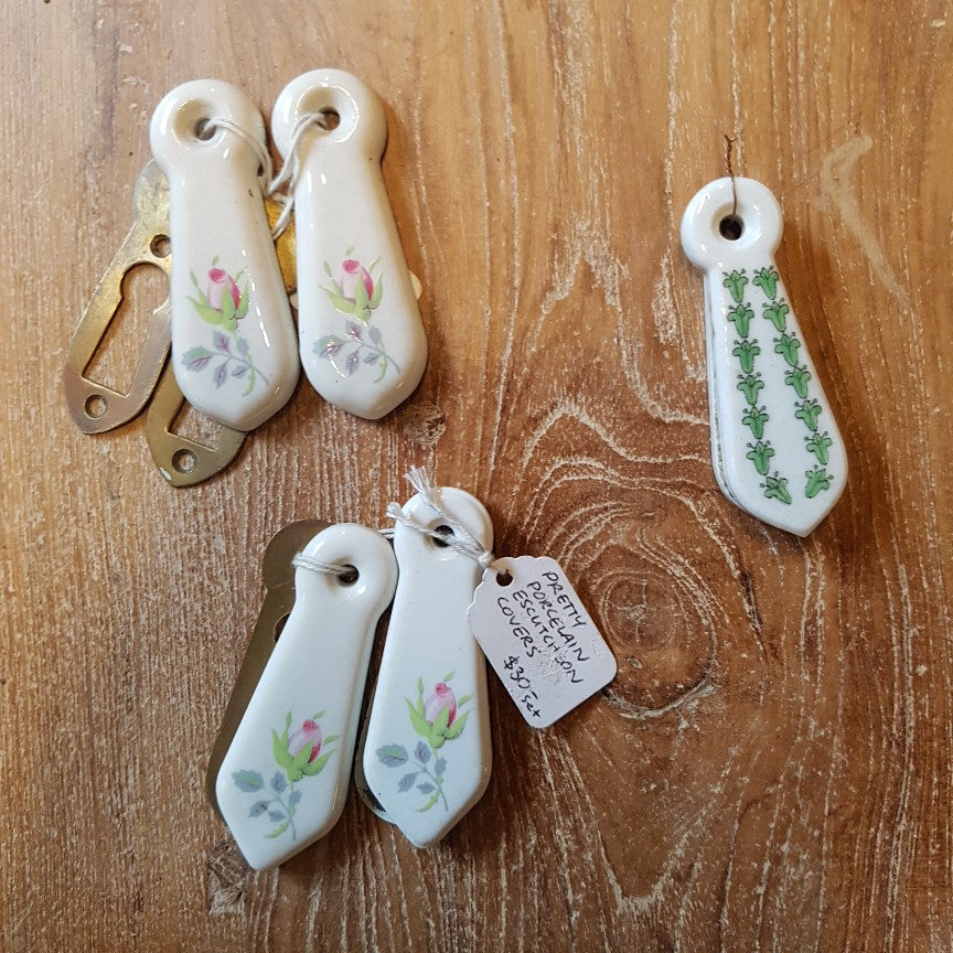 Keyhole Covers- 3 pairs