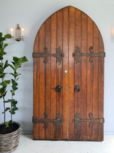 French Church Doors
