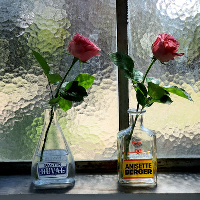 Vintage French Aperitif Bottles