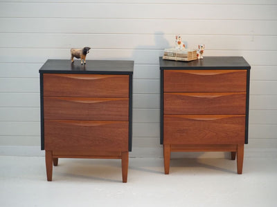 Mid-century Bedside Tables