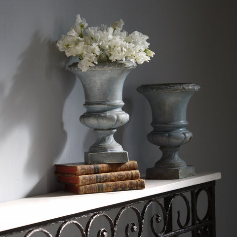 Petite French Urns