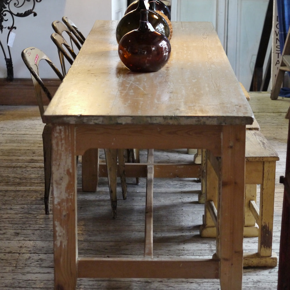 Belgian Refectory Table