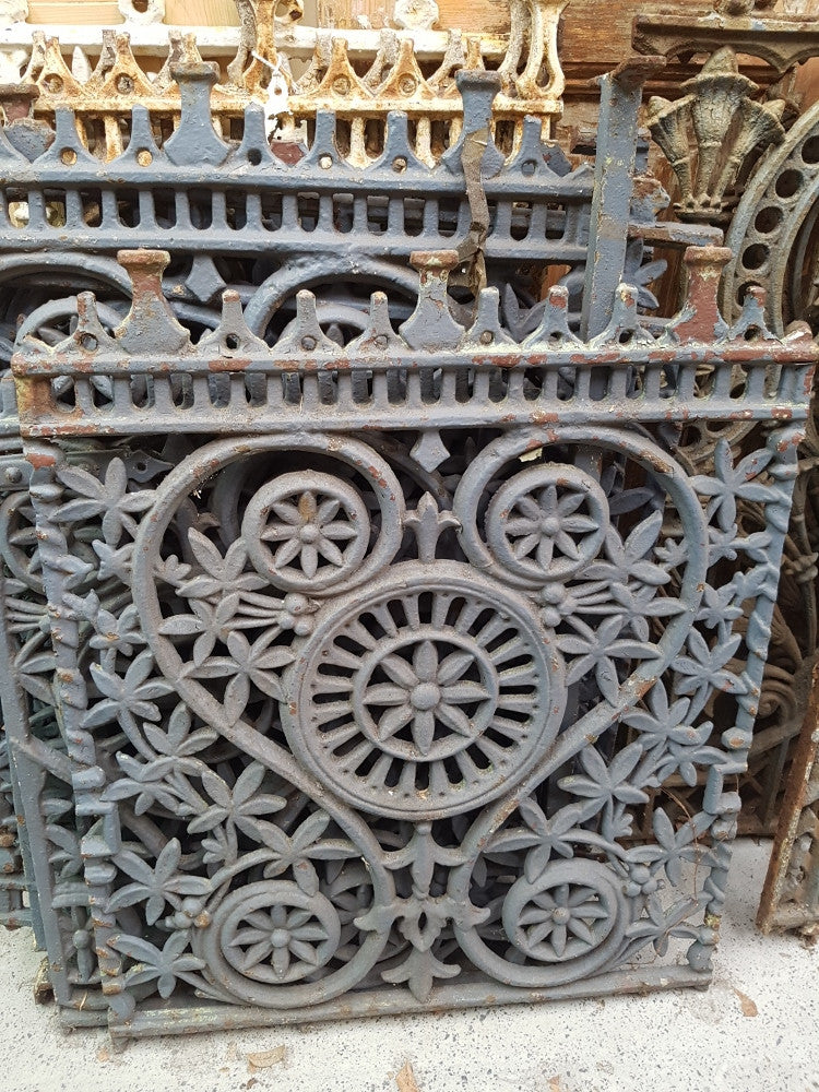 Cast Iron Decorative Panels