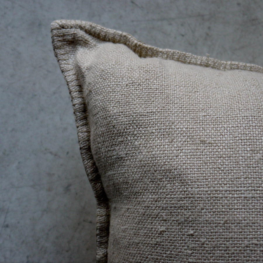 Linen Cushion-Lodge