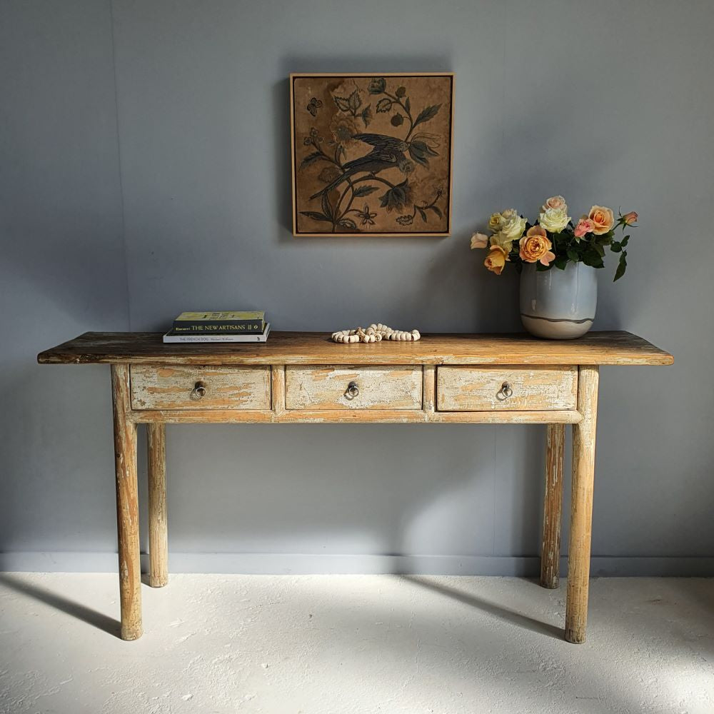 oriental,console, table,elements i love, byron bay, antiques