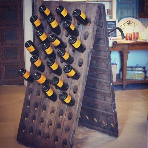 French Champagne Rack