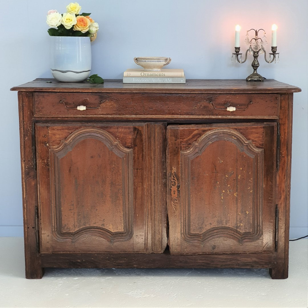 French Oak Buffet