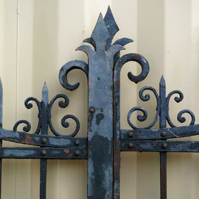 Antique Iron Gates