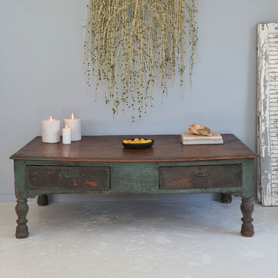 Coffee table, Low Table, daybed, original Antiques, Byron Bay