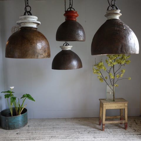 Decorative Wood Pendants