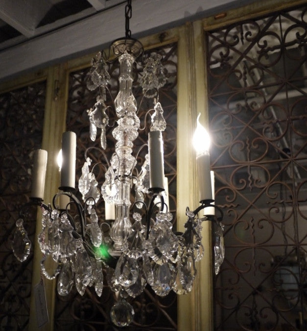 French 19thC Chandelier