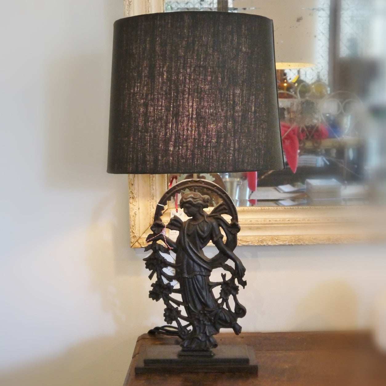 Iron 'Gypsy' Lamp