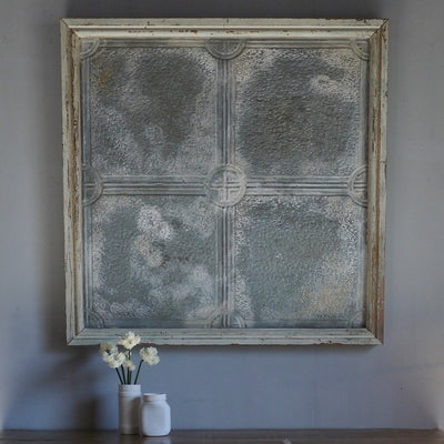 Weathered Zinc Wall Panel