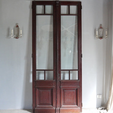 19thC French Doors