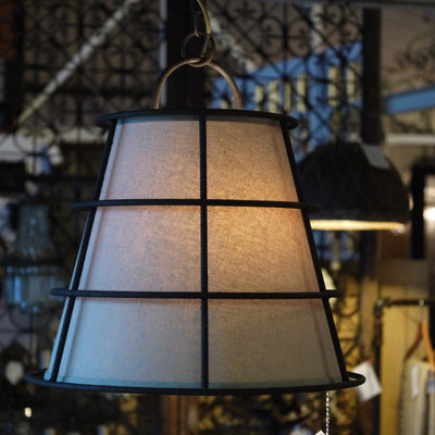 Belleville Pendant Light, Antiques, Byron Bay