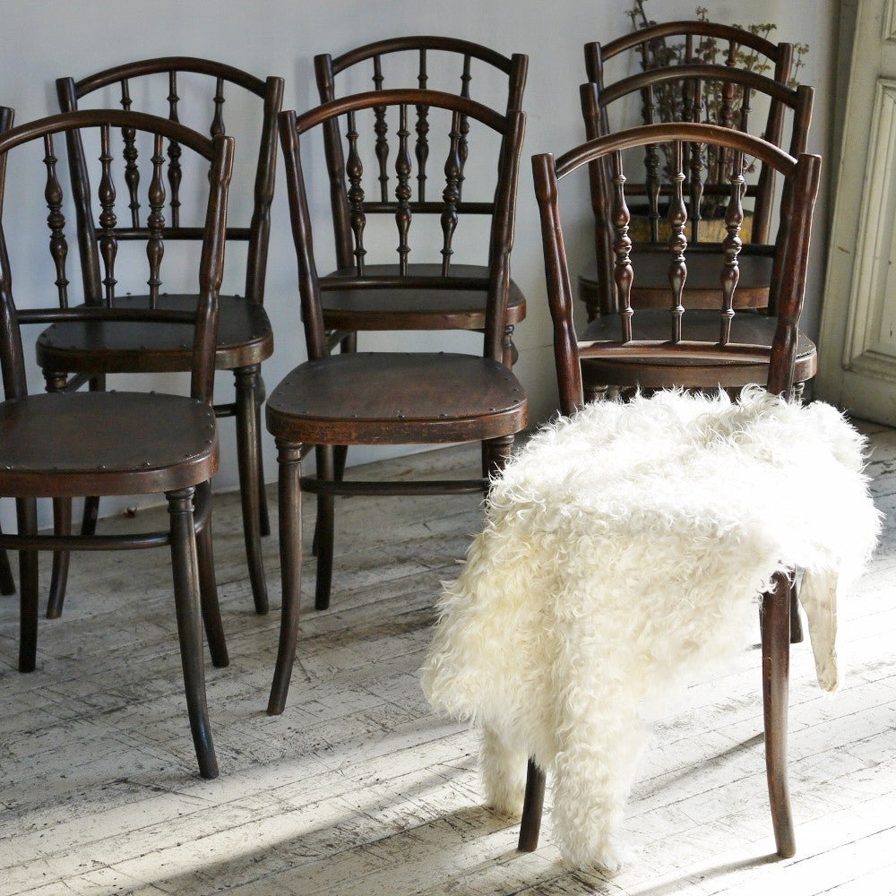 sale pamono of at bentwood set for vintage chair chairs