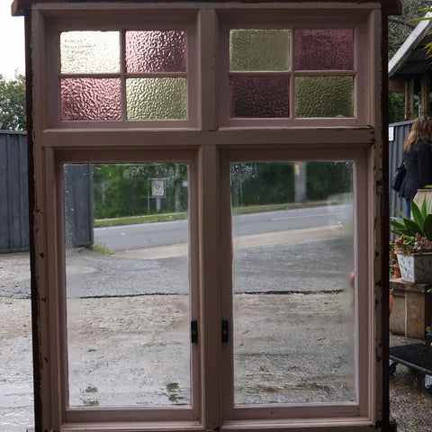Federation Casement Window