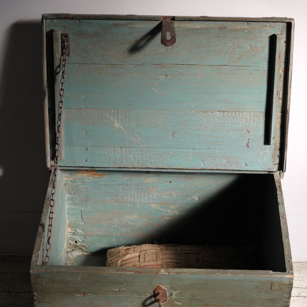 Rustic Painted Box