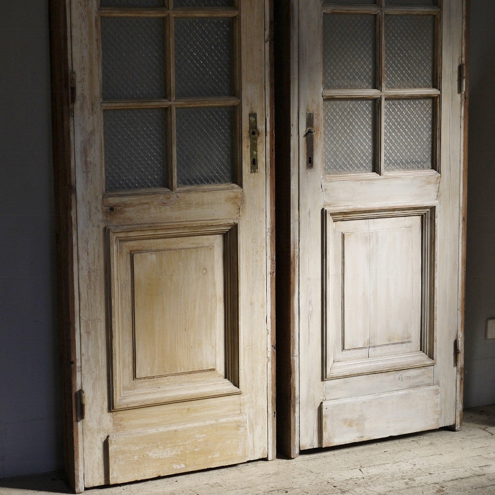Single French Door