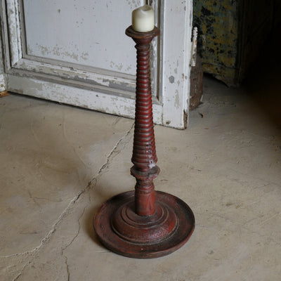 Turned Candle Stand