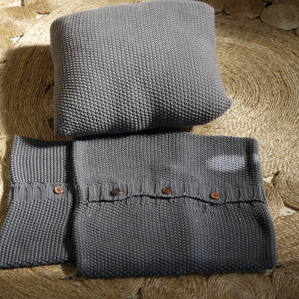 Shades of Grey-Cushions