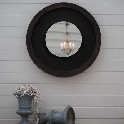 Industrial Pattern w/ Mirror