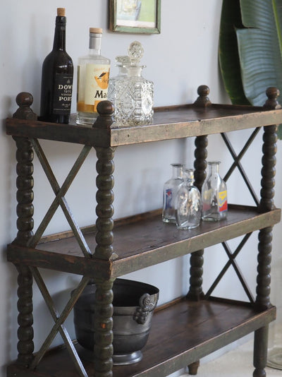 Anglo-Indian Etagere/Dumb Waiter
