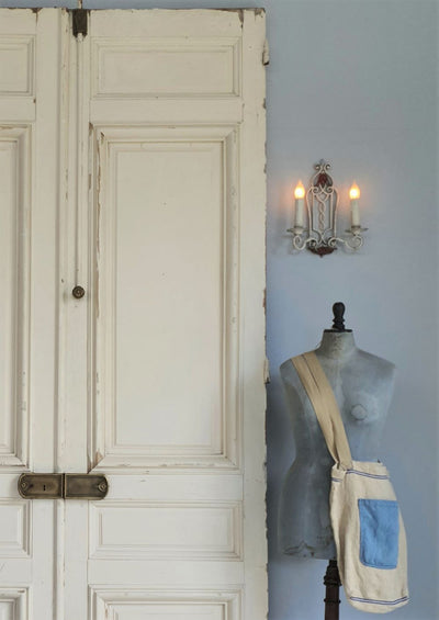 French Toleware Sconces