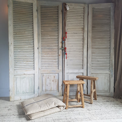 Set of 4 French Shutters