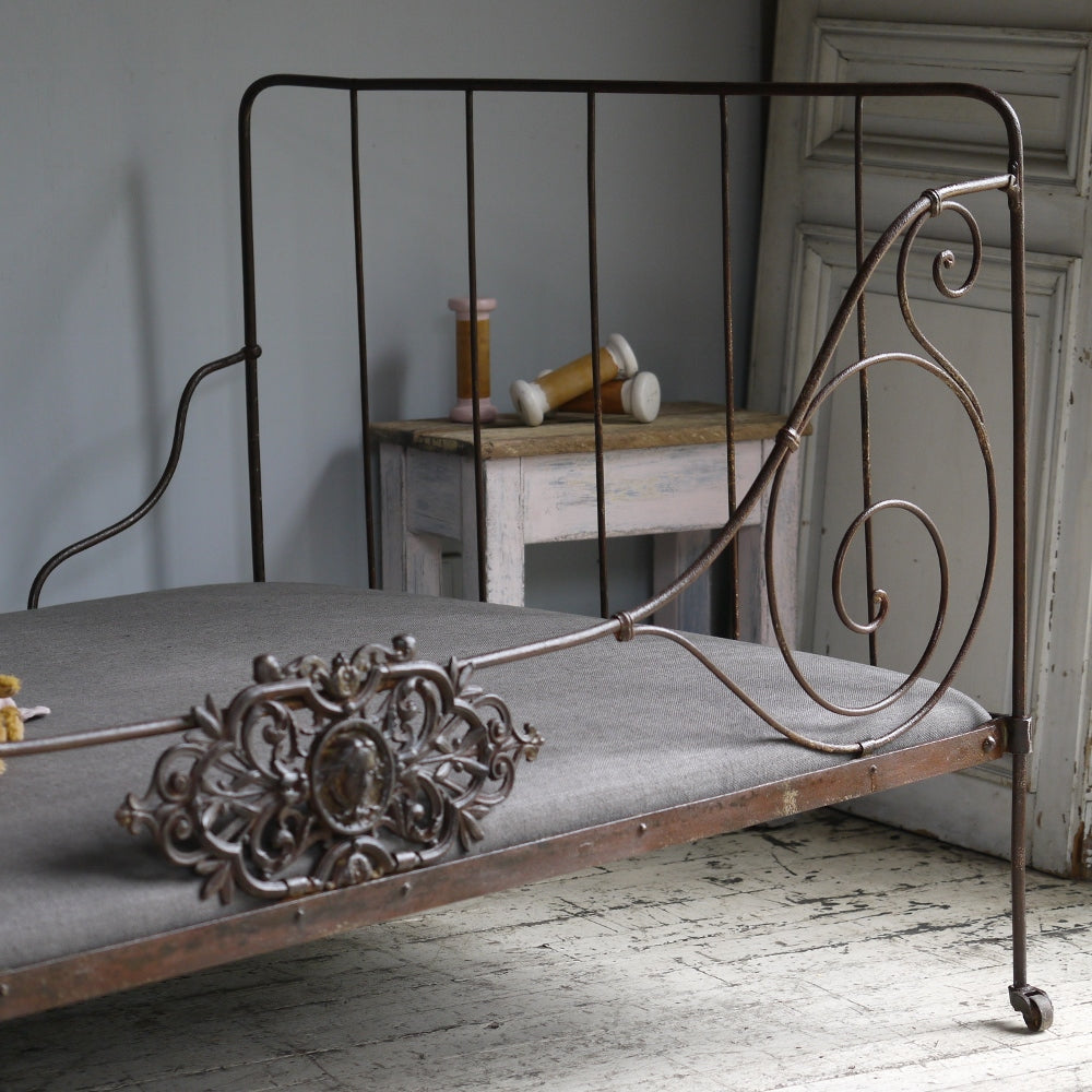 French Iron Daybed