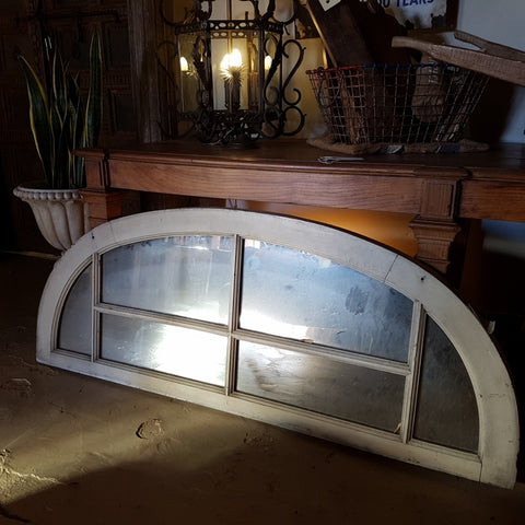 Arched Fanlight now Mirror