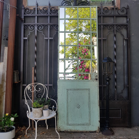 19thC French Orangerie Door - Architectural Antiques, Antique Doors, Elements I Love, Sydney
