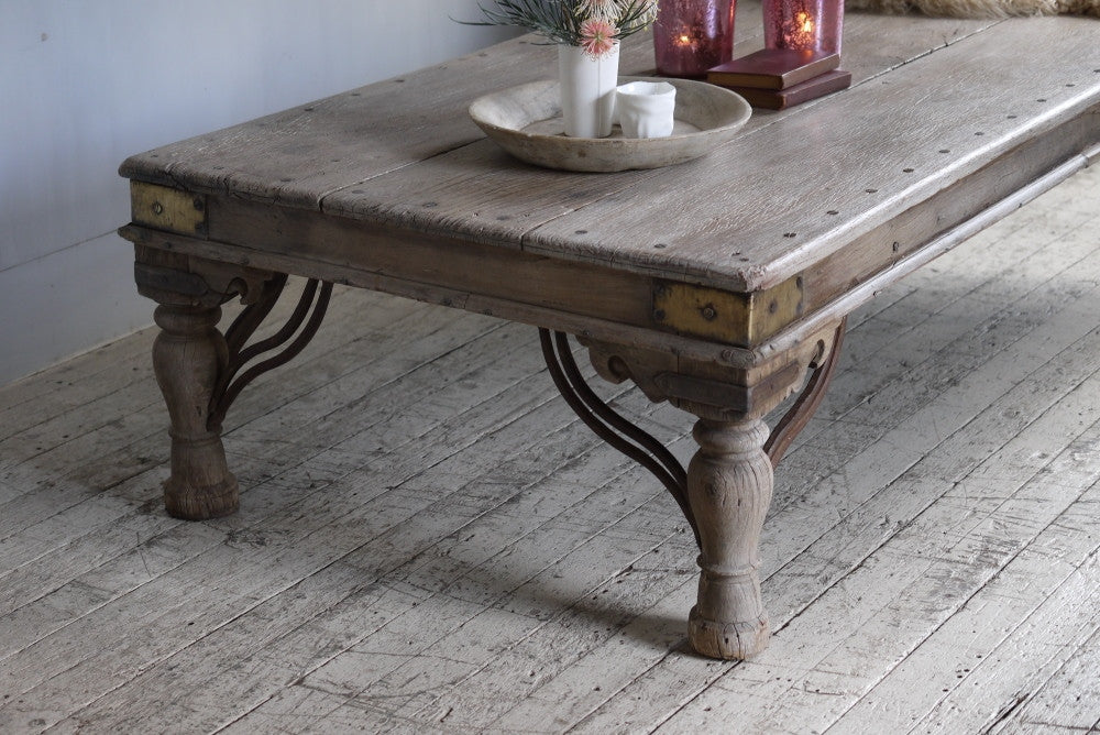 Indian Coffee Table Elements i love