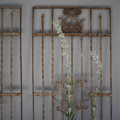 19thC Wrought Iron Grilles, Antiques, Byron Bay
