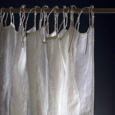 Linen Curtains, ready-to-hang