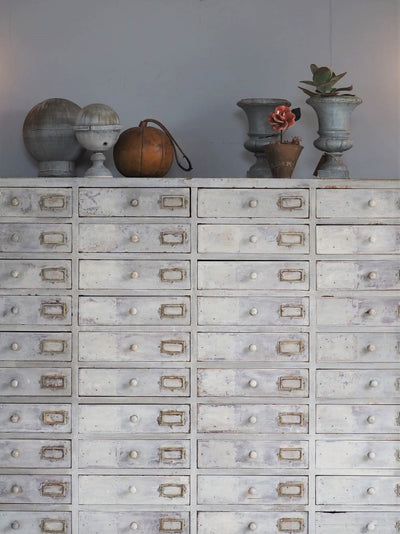 Industrial Drawers Unit