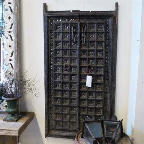 19thC Mirrored Indian Doors - Architectural Antiques, Antique Doors, Elements I Love, Sydney