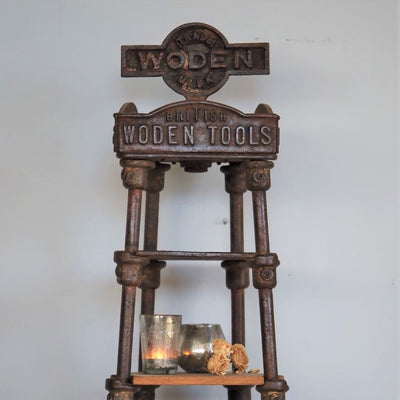 Woden Tool Stand
