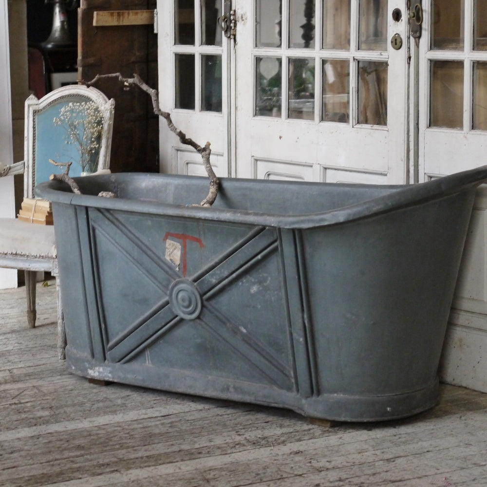 French Zinc Bath