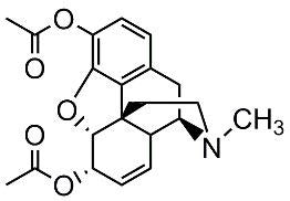 Heroin.HCl.monohydrate